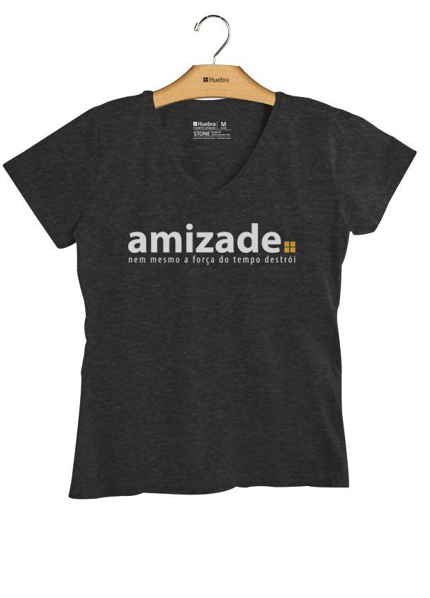 T.shirt  V  Amizade