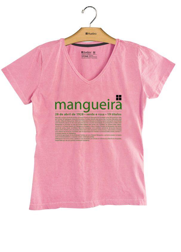 T.Shirt V Mangueira