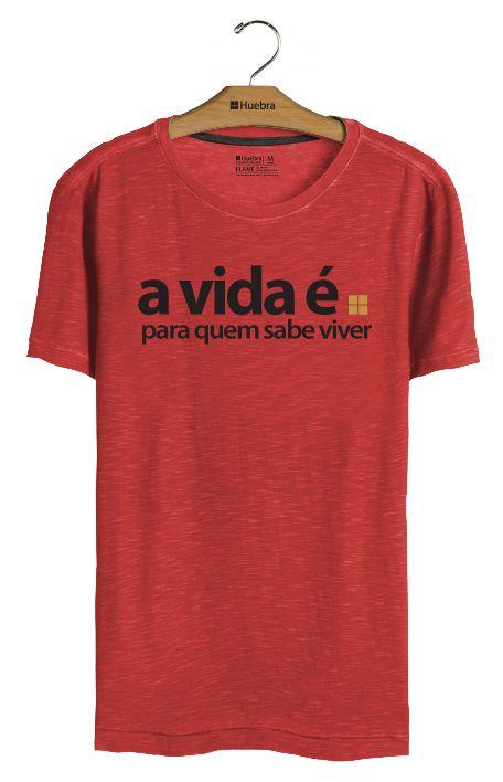 T.Shirt A Vida