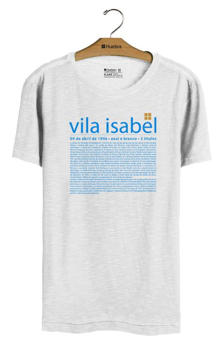 T.Shirt Vila Isabel 2019