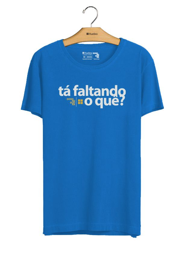 Tshirt Tá Faltando O Que ?