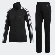 Agasalho Adidas Back 2 3-Stripes Preto