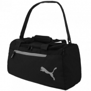Bolsa Puma Fundaments Sports Bag Preto