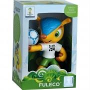 BONECO FULECO GROW - 13CM - MASCOTE COPA 2014