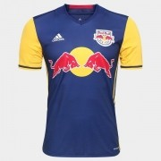 CAMISA ADIDAS MLS NY RED BULLS AWAY 2016 S/Nº