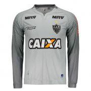 Camisa Atlético Mineiro Goleiro I Topper 2017 C/N - 2ª Qualidade