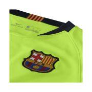 Camisa Barcelona Away Nike 2018-19 Infantil