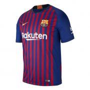 Camisa Barcelona Home Nike 2018