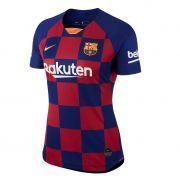 Camisa Barcelona Home Nike 2019-20 Feminina