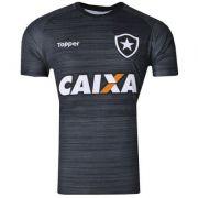 Camisa Botafogo Concentração C. Técnica Topper 2016