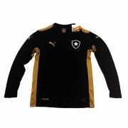 Camisa Botafogo Goleiro I Oficial Puma Manga Longa