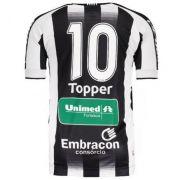 Camisa Ceará I Topper 2016 Nº10 C/P - 2ª Qualidade