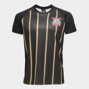 Camisa Corinthians Golden 10° Edição Limitada