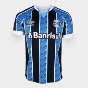 Camisa Grêmio I 2020/2021 Masculina Classic S/N