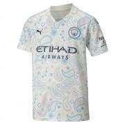 Camisa Manchester City OF. 3 2020/21Infantil
