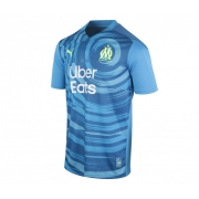 Camisa Olympique de Marseille Of. 3 2020/21