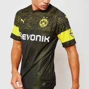 Camisa Borussia Dortmund Away Puma 2018 f6376b1863ed2