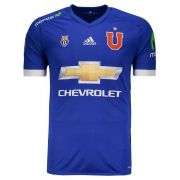 Camisa Universidad do Chile Home Adidas 2017