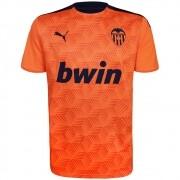 Camisa Valencia Of. 3 2020/21