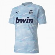 Camisa Valencia Of. 3 Third  2020/21