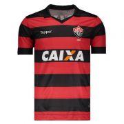 Camisa Vitória I Topper 2017 C/N - 2ª Qualidade