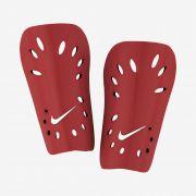 Caneleira Nike J Guard Vermelha