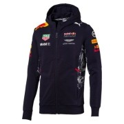 JAQUETA RED BULL RACING HOODED SWAT
