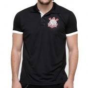 Camisa Polo Corinthians SPR Basic Dry