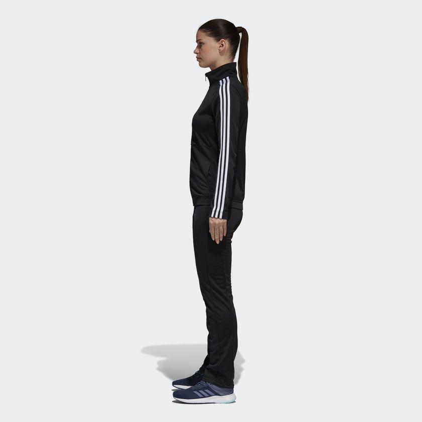 Agasalho Adidas Back 2 3 listras Feminina
