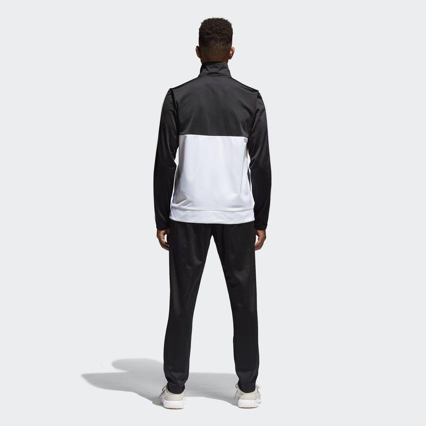 Agasalho Adidas Back 2 Basics Preto
