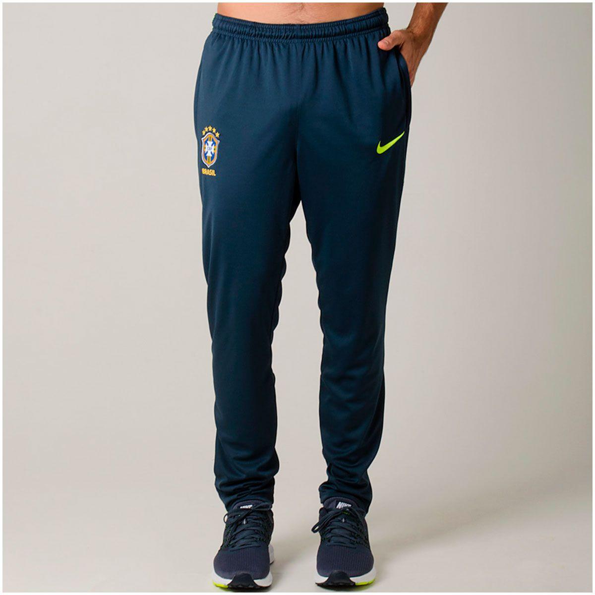 Agasalho Brasil Track Suit Nike 2018-19