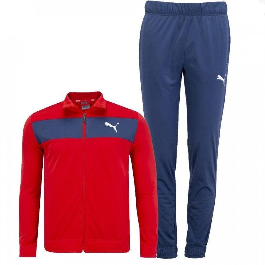 Agasalho Puma Techstripe Tricot Suit