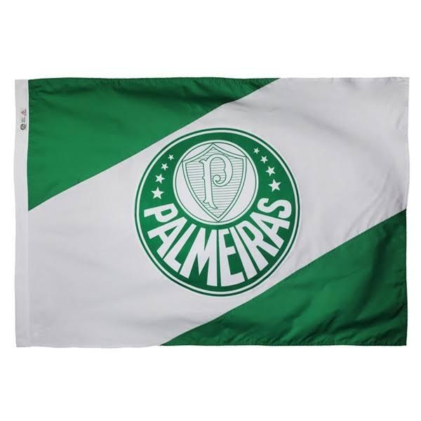 Bandeira Palmeiras Tradicional 2 Panos