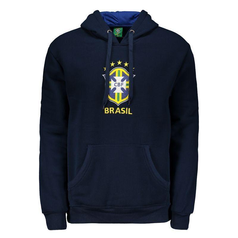 d0b79ada64 Blusão Brasil CBF SPR 18