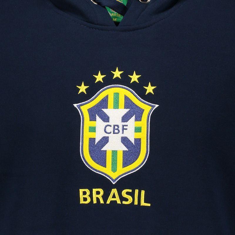 Blusão Brasil CBF SPR 18