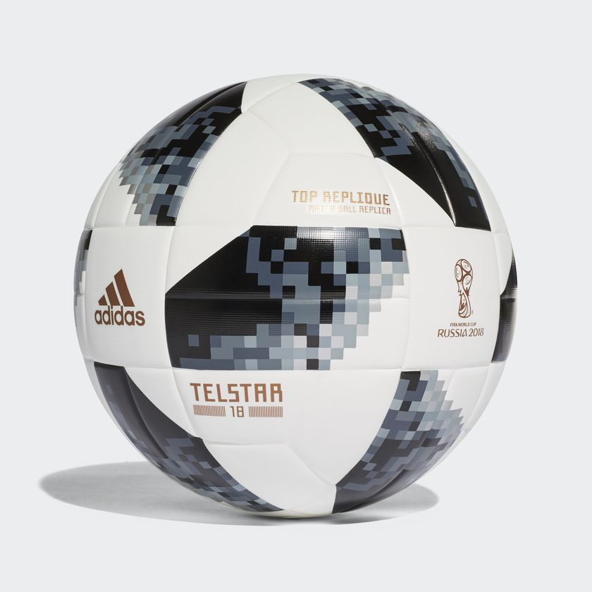 Bola FIFA World Cup Top Replique Adidas 2018