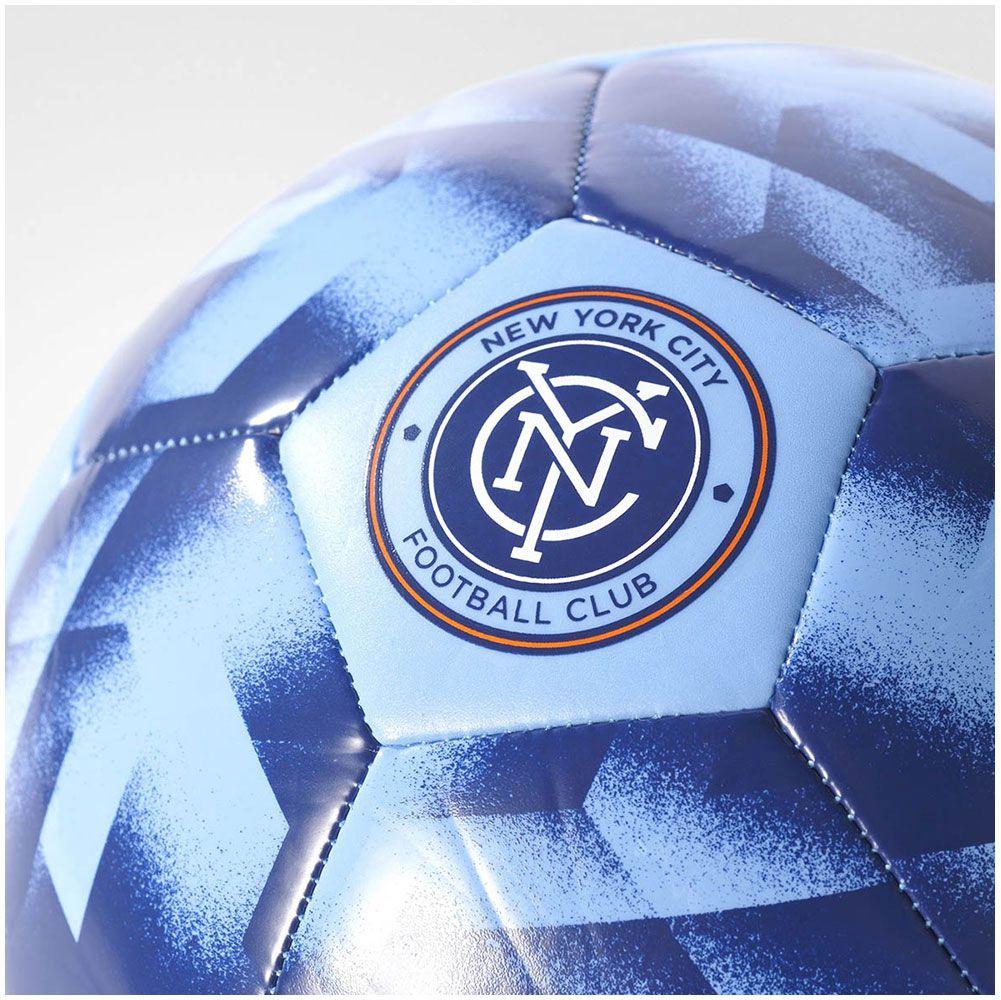 Bola New York CIty FC Campo Adidas