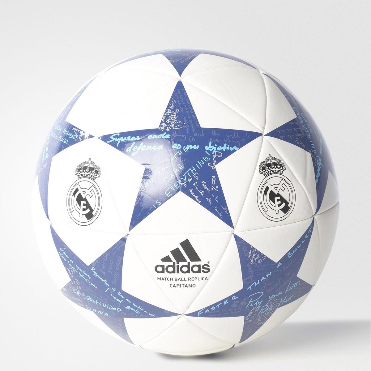 Bola Finale 16 Real Madrid Capitano