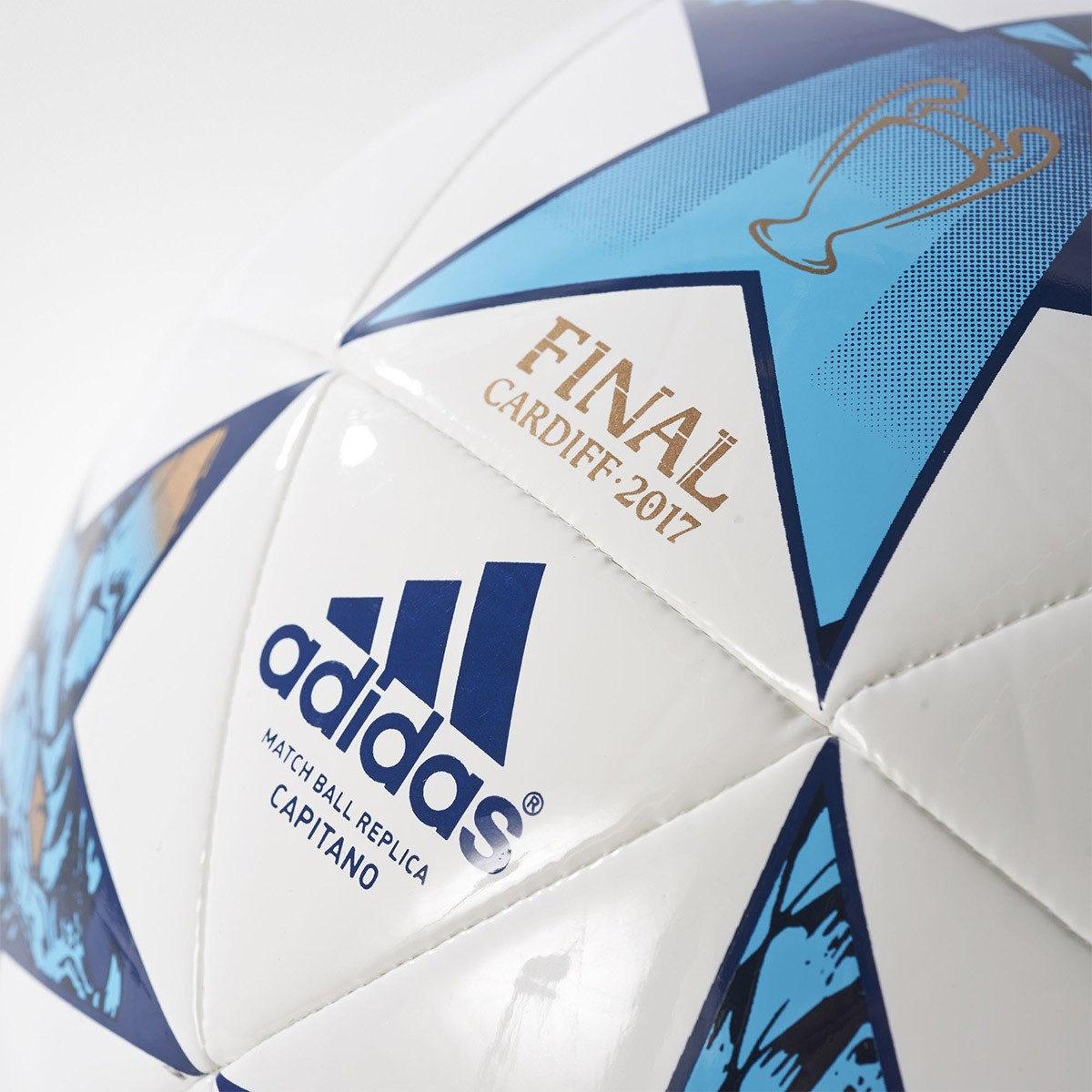 BOLA ADIDAS FINALE CHAMPIONS LEAGUE CAPITANO