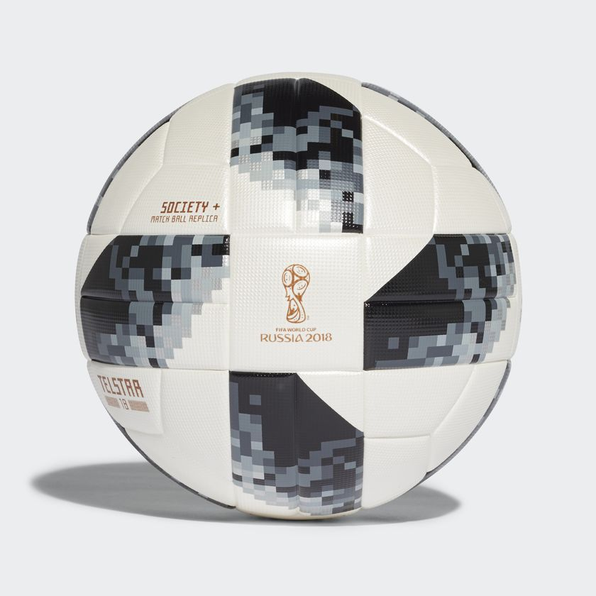 Bola Adidas Society Top World Cup - Russia 2018