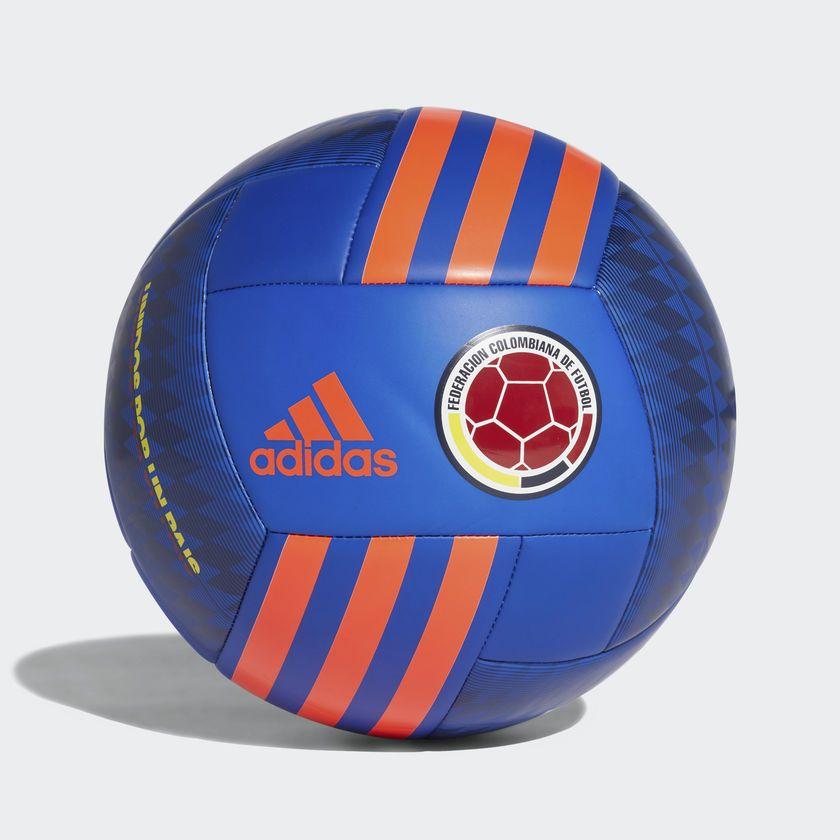 Bola Colômbia FIFA World Cup Adidas 2018