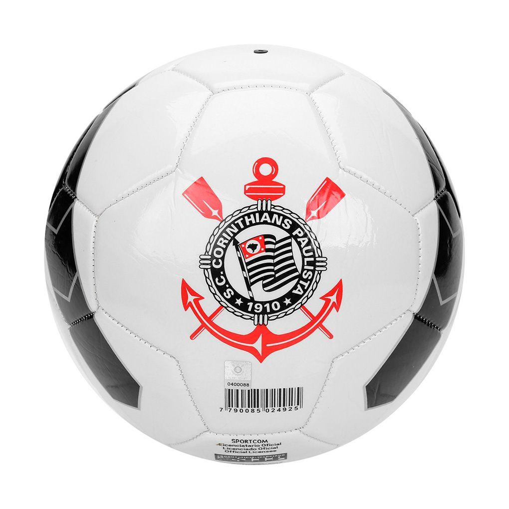 Bola Corinthians Timão Campo Branca