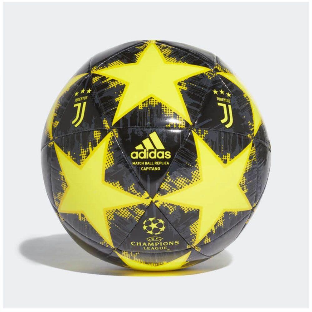 Bola Juventus Adidas Capitano Finale 18 UCL