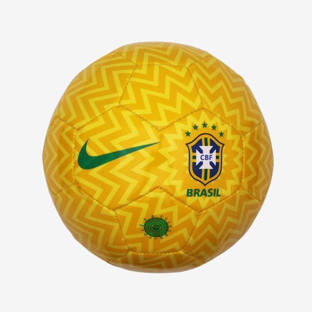 Minibola Brasil Nike Skills