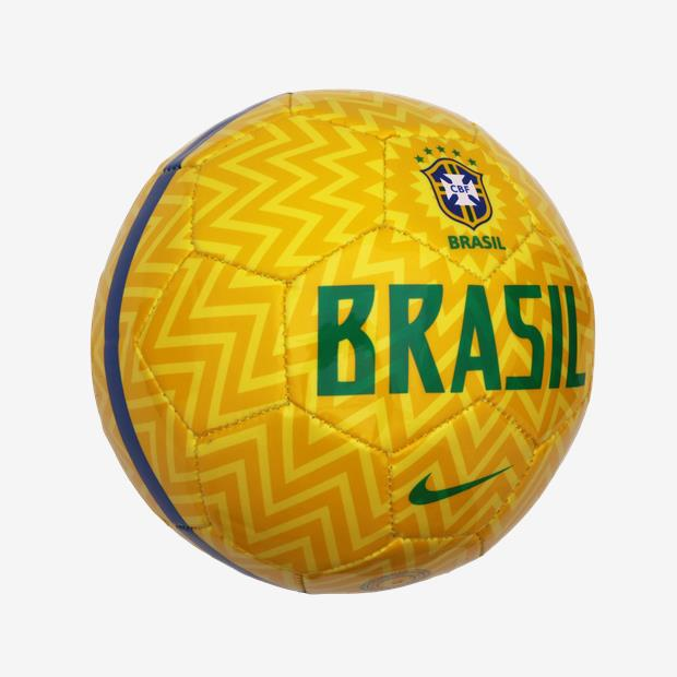Minibola Brasil Nike Skills 7697a37063a63