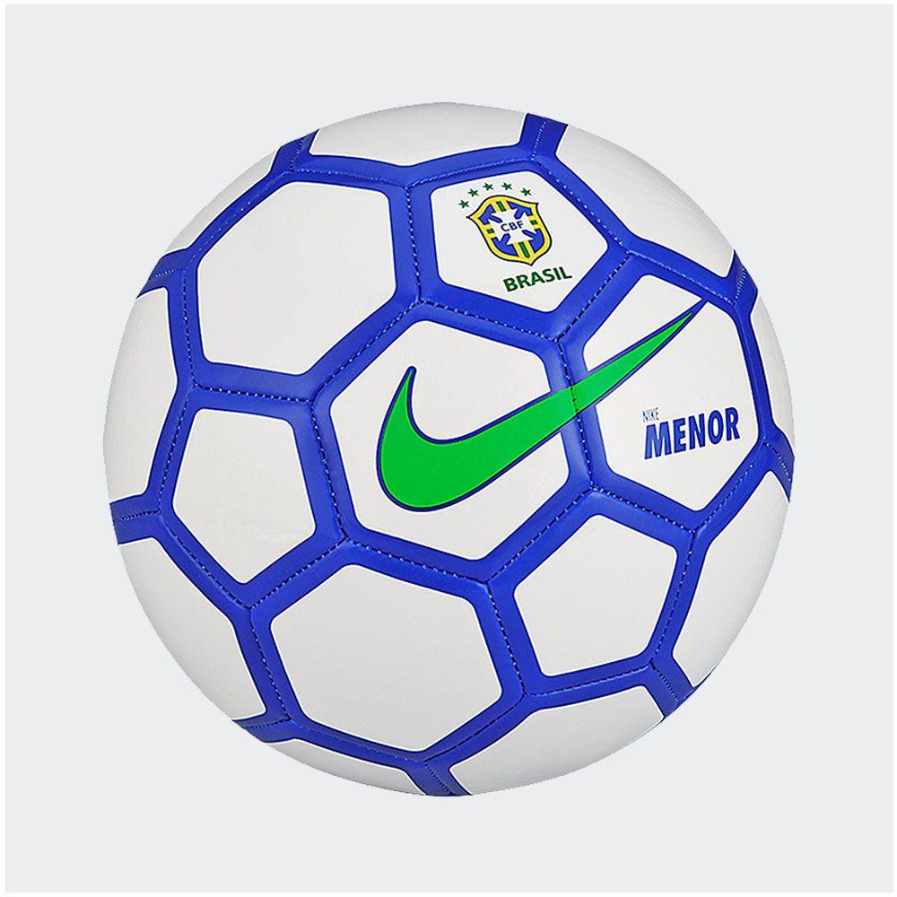 Bola Nike Futsal Menor Brasil Branca