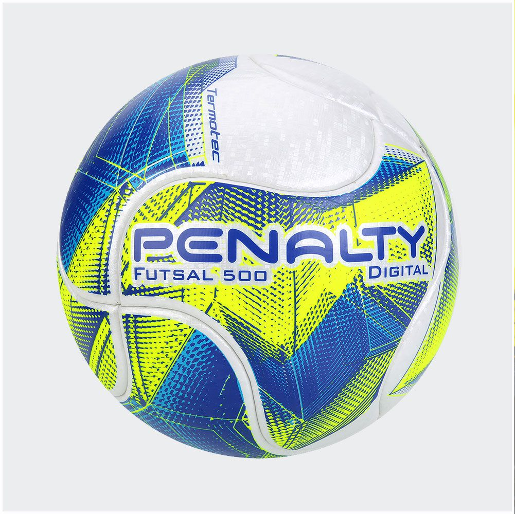 Bola Penalty Futsal Digital 500 Termotec VII