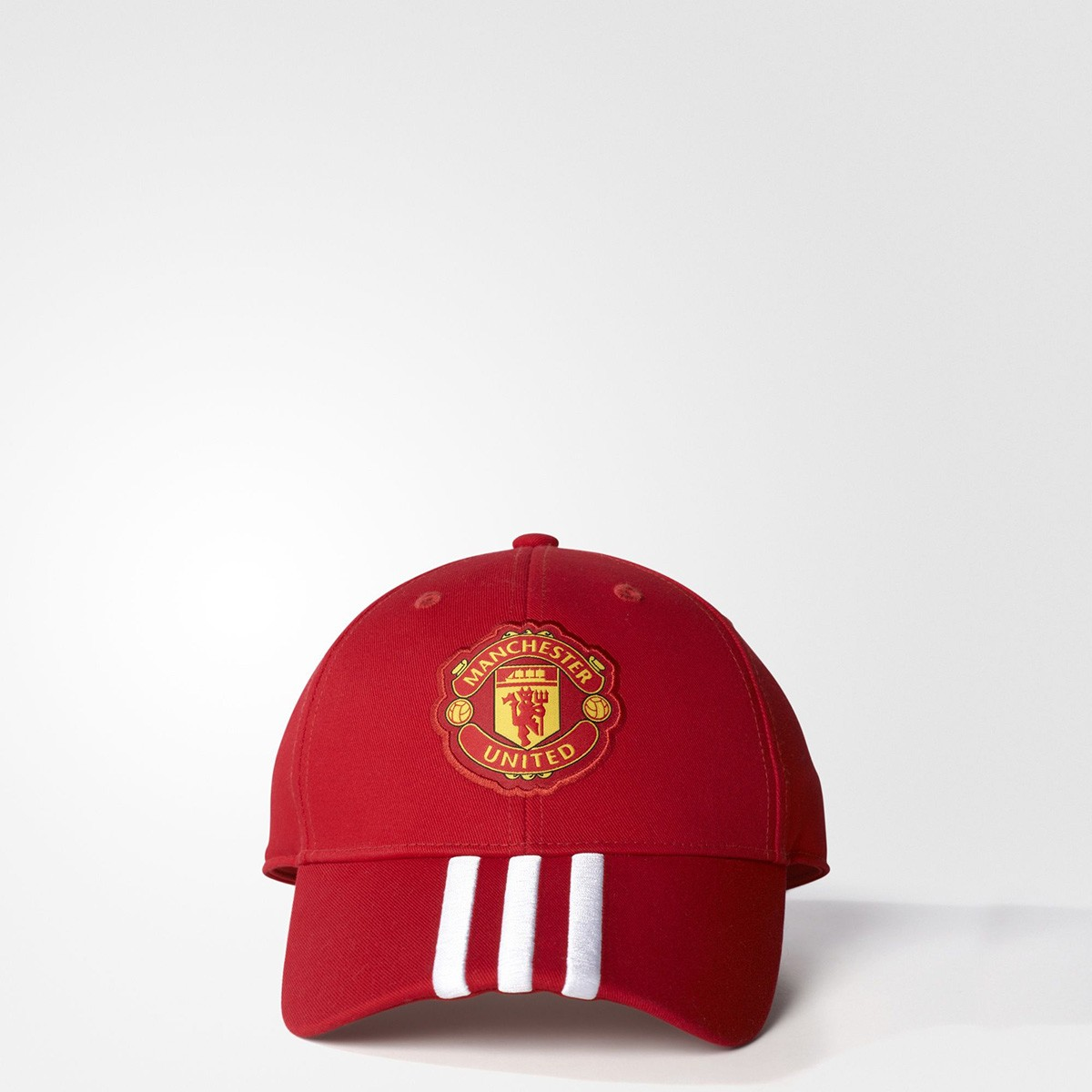 Boné Manchester United Adidas 3-Stripes
