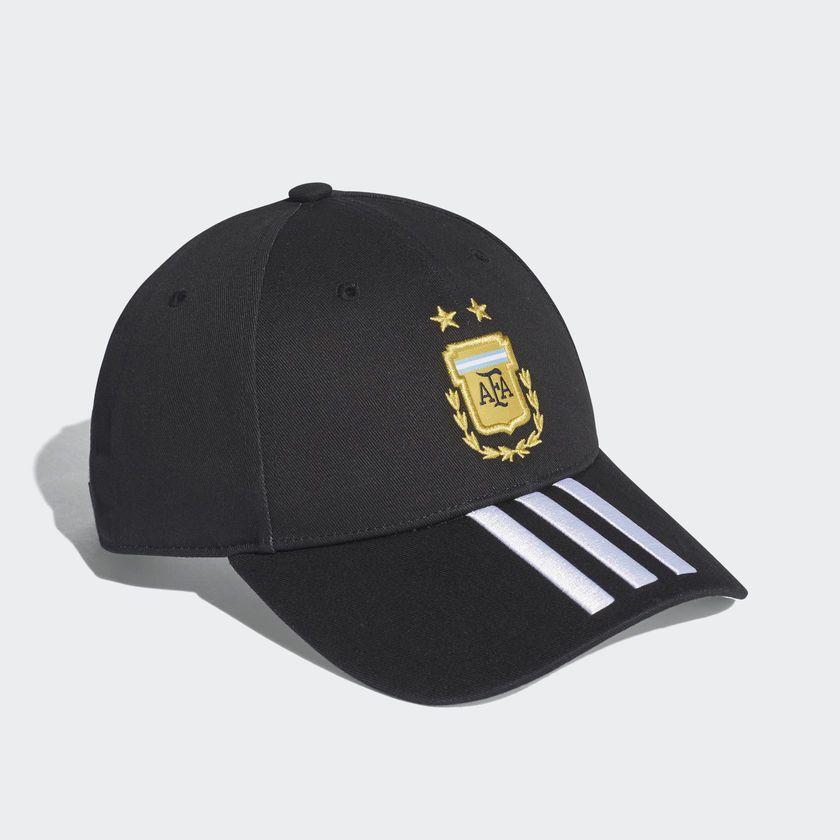 Boné Argentina Adidas 3-Stripes 2018
