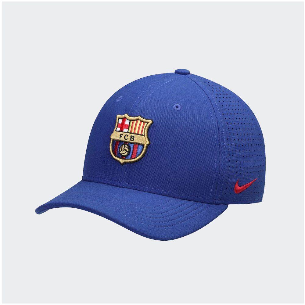 Boné Barcelona Nike Aerobill Classic 2018